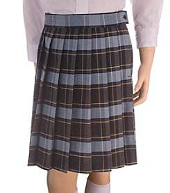 French Toast® Girls' 4-20 Plaid Pleated Skirt