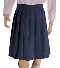 French Toast® Girls' 4-20.5 Plus Pleated Skirt