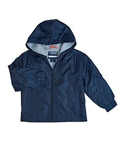 French Toast® Boys' 4-20 Navy Lined Jacket