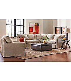 McCreary Choices Sandstone Multi-Piece Sectional Living Room Collection