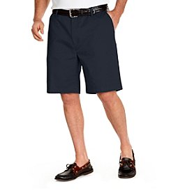 Nautica Men's Big & Tall Flat Front Short