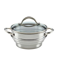 Anolon® Classic Stainless Steel Universal Covered Steamer Insert