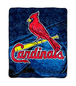MLB® St. Louis Cardinals Sherpa Throw
