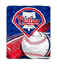 MLB® Philadelphia Phillies Sherpa Throw