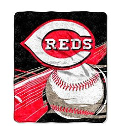 MLB® Cincinnati Reds Sherpa Throw