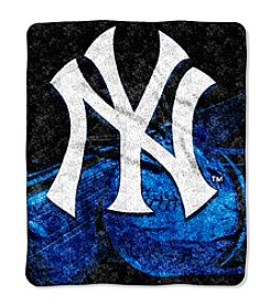 MLB® New York Yankees Sherpa Throw