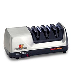 Chef's Choice® Brushed Metal M15 Trizor XV® EdgeSelect® Knife Sharpener