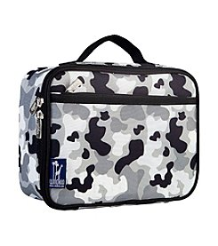 Wildkin Camo Gray Lunch Box