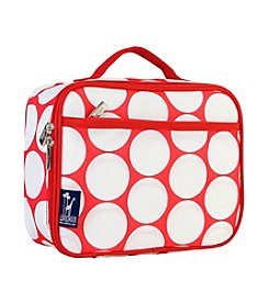 Wildkin Big Dot Red and White Lunch Box