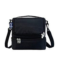 Wildkin Rip-Stop Double Decker Lunch Bag