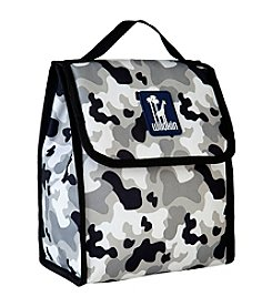 Wildkin Camo Gray Munch 'n Lunch Bag