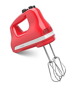 KitchenAid® KHM512WM 5-Speed Watermelon Ultra Power Hand Mixer