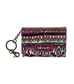 sakroots™ by The Sak® Artist Circle Flap ID Keychain