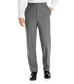 Lauren Ralph Lauren Men's Flat Front Total Comfort Dress Pants