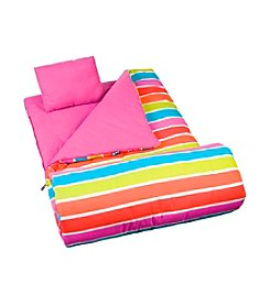 Wildkin Bright Stripes Sleeping Bag