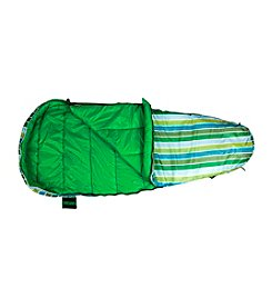 Wildkin Cool Stripes Stay Warm Sleeping Bag
