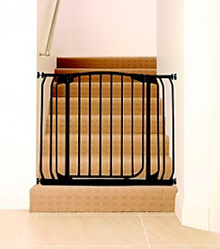 Dreambaby® Chelsea Tall Auto-Close Stay-Open Gate with 2 Gates and Extensions