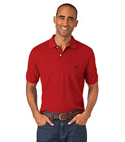 Chaps® Men's Basic Short Sleeve Pique Polo
