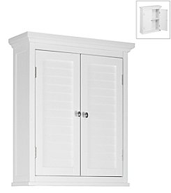 Elegant Home Fashions® Slone Wall Two-Shutter Door Cabinet