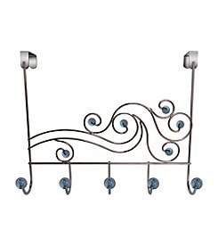 Elegant Home Fashions® Phoenix Over the Door Hooks