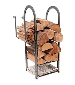 Enclume Fireplace Center Log Rack