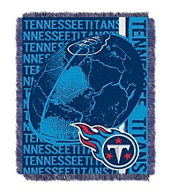 NFL® Tennessee Titans Jacquard Throw