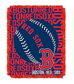 MLB® Boston Red Sox Jacquard Throw