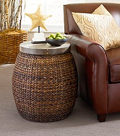 Hammary® Hidden Treasures Woven Round Table