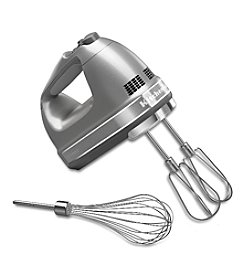 KitchenAid® KHM720 7-Speed Digital Control Hand Mixer with Whisk