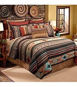 Santa Fe 4-pc. Comforter Set by Veratex®