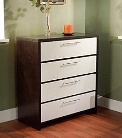 Target Marketing Systems 4-Drawer Contemporary Chest