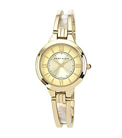 Anne Klein® Women's Goldtone