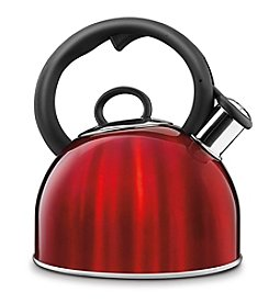 Cuisinart® Aura 2-qt. Red Teakettle