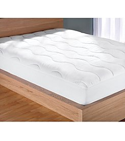 LivingQuarters Waterproof Mattress Pad