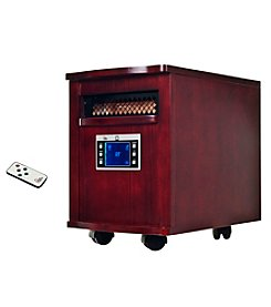Warm House Portable Infrared Heater with Digital Display