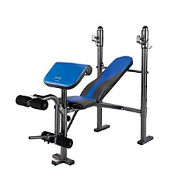 Pure Fitness® Multi-Purpose Mid-Width Weight Bench