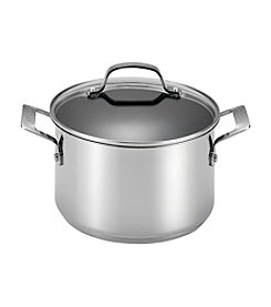 Circulon® Genesis 5-qt. Stainless Steel Nonstick Covered Dutch Oven