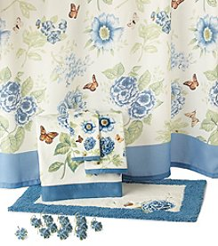 Lenox® Blue Floral Garden Bath Accessories