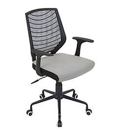 Lumisource® Black Network Office Chair