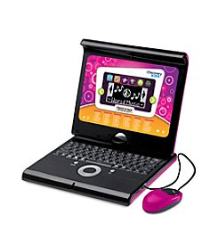 Discovery Kids® Fuchsia Teach and Talk Exploration Laptop
