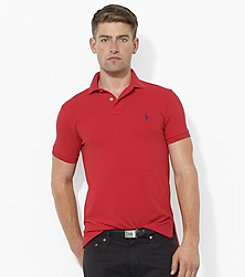 Polo Ralph Lauren® Men's Short Sleeve Custom Fit Mesh Polo