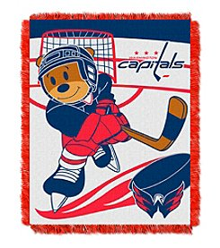 NHL® Washington Capitals Baby Jacquard Score Throw