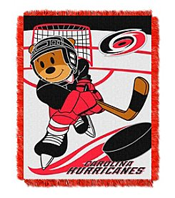 NHL® Carolina Hurricanes Baby Jacquard Score Throw