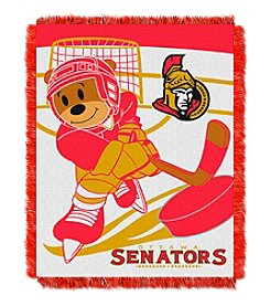 NHL® Ottawa Senators Baby Jacquard Score Throw
