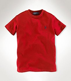 Polo Ralph Lauren® Boys' 2T-7 Short Sleeve Classic Cotton Tee