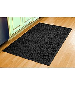 Bungalow Flooring WaterGuard Dogwood Leaf Mat