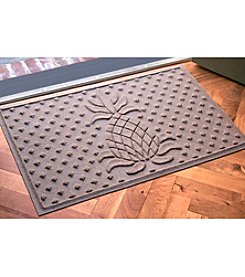 Bungalow Flooring WaterGuard Diamond Pineapple 2'x3' Mat