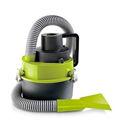 The Sharper Image 12-Volt Multifunction Wet & Dry Auto Vacuum