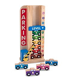 Melissa & Doug® Stack and Count Parking Garage