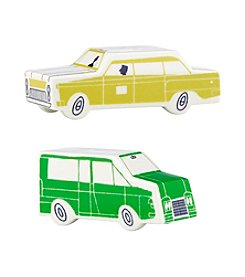 kate spade new york® About Town Taxi Salt and Pepper Shakers